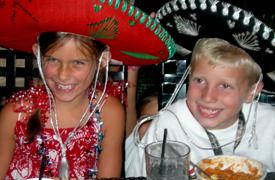 Birthdays at Mexquite