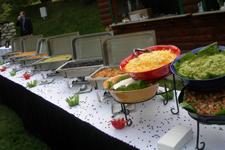 Fajita Fiesta Setup