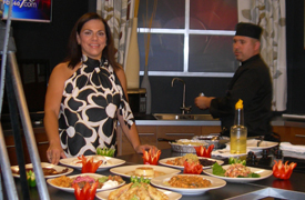 Fox TV Food Event