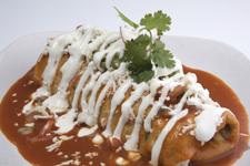 Mexquite Burrito