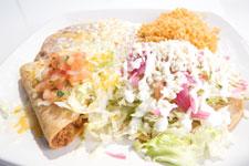 Taco & Tostada